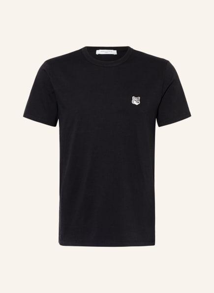 MAISON KITSUNÉ T-Shirt, Farbe: SCHWARZ (Bild 1)