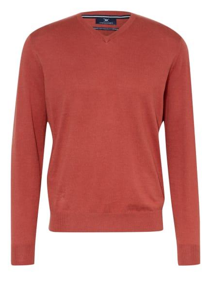 STROKESMAN'S Pullover, Farbe: ROT (Bild 1)