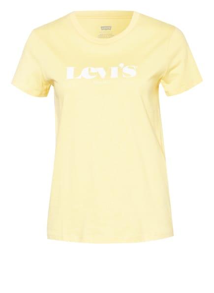 Levi's® T-Shirt THE PERFECT TEE, Farbe: GELB (Bild 1)