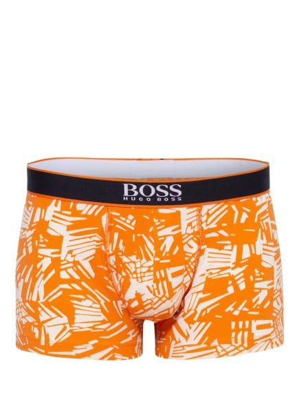 BOSS Boxershorts, Farbe: ORANGE/ WEISS (Bild 1)