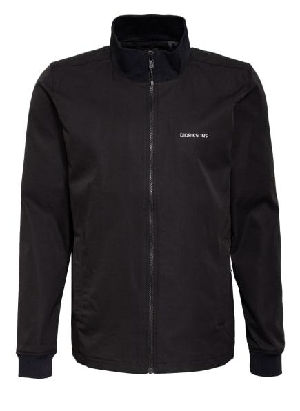 DIDRIKSONS Outdoor-Jacke PETRO, Farbe: DUNKELGRAU (Bild 1)