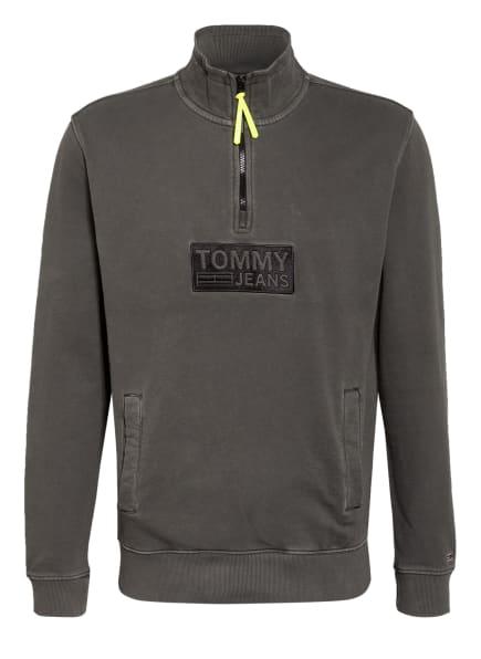 TOMMY JEANS Sweat-Troyer , Farbe: DUNKELGRAU (Bild 1)