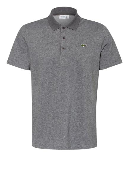 LACOSTE Piqué-Poloshirt, Farbe: DUNKELGRAU (Bild 1)