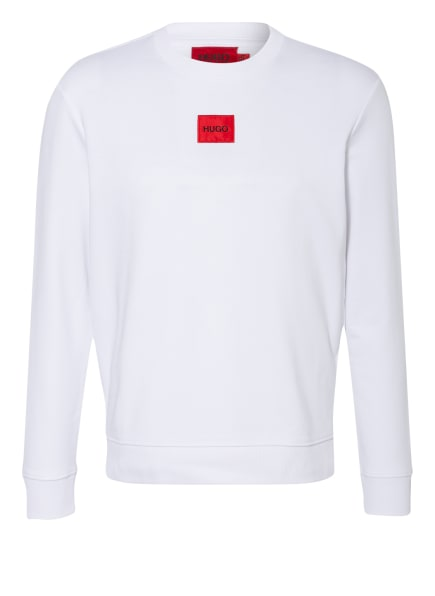 HUGO Sweatshirt DIRAGOL, Farbe: WEISS (Bild 1)