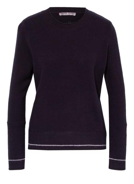 LIEBLINGSSTÜCK Pullover SAHELL aus Merinowolle , Farbe: DUNKELBLAU (Bild 1)