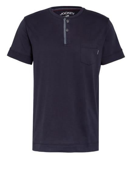 JOCKEY Schlafshirt, Farbe: DUNKELBLAU (Bild 1)