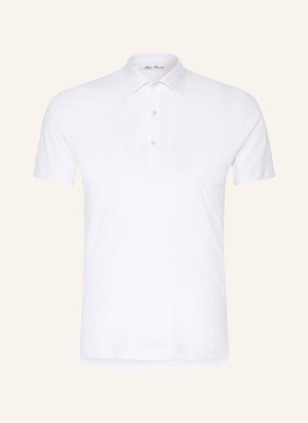 Stefan Brandt Jersey-Poloshirt LUIS , Farbe: WEISS (Bild 1)