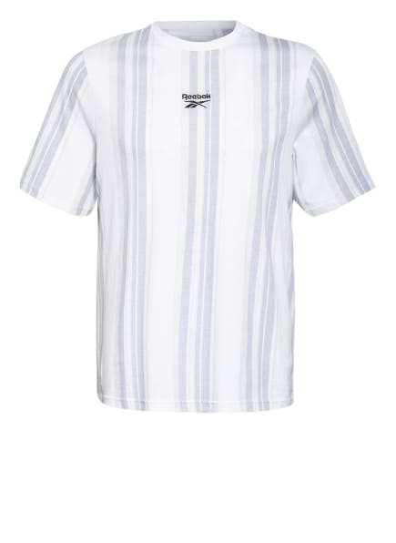 Reebok CLASSIC T-Shirt CLASSICS, Farbe: WEISS/ HELLGRAU/ HELLGRÜN (Bild 1)