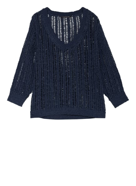 LUISA CERANO Pullover, Farbe: DUNKELBLAU (Bild 1)