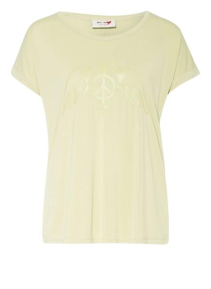 MOS MOSH T-Shirt ALBA, Farbe: HELLGRÜN (Bild 1)