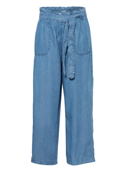 Pepe Jeans Paperbag-Hose ROSALIA in Jeansoptik, Farbe: HELLBLAU (Bild 1)