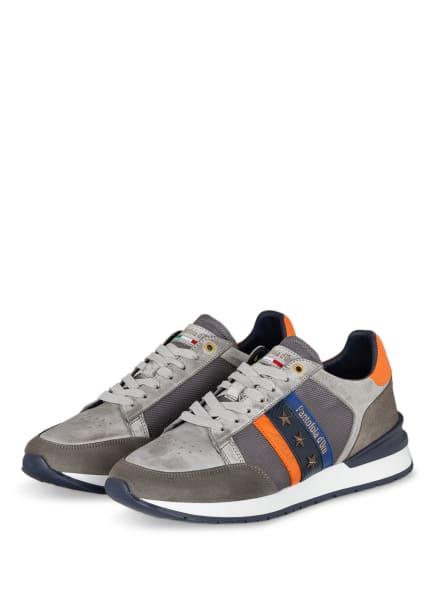 Pantofola d'Oro Sneaker , Farbe: GRAU/ HELLGRAU/ ORANGE (Bild 1)