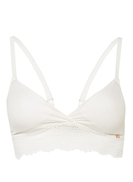 Skiny Triangel-BH EVERY DAY BAMBOO LACE, Farbe: WEISS (Bild 1)