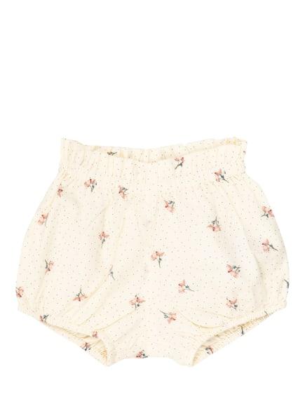 MarMar Shorts , Farbe: ECRU/ GRÜN/ ROSÉ (Bild 1)