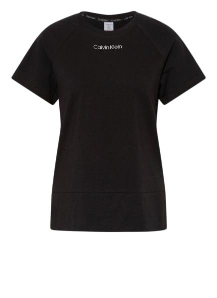 Calvin Klein Lounge-Shirt CK RECONSIDERED, Farbe: SCHWARZ (Bild 1)