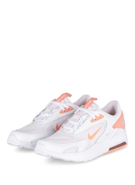 Nike Sneaker AIR MAX BOLT, Farbe: WEISS/ HELLORANGE (Bild 1)