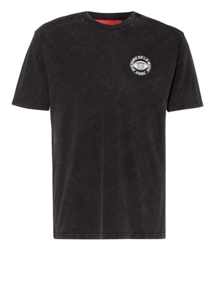 032c T-Shirt HYPNOS, Farbe: SCHWARZ (Bild 1)