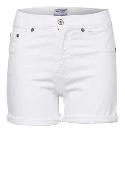 BLUE EFFECT Jeans-Shorts, Farbe: WEISS (Bild 1)