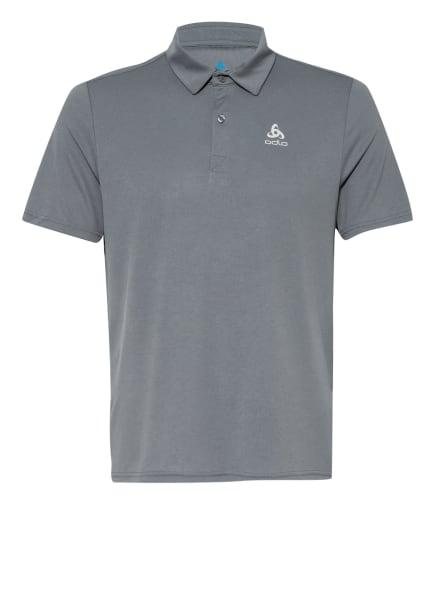 odlo Funktions-Poloshirt CARDADA Regular Fit, Farbe: GRAU (Bild 1)