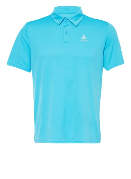 odlo Funktions-Poloshirt CARDADA Regular Fit, Farbe: HELLBLAU (Bild 1)