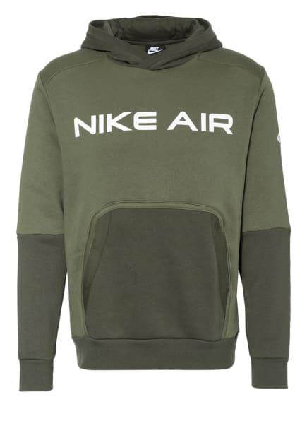 Nike Hoodie, Farbe: OLIV (Bild 1)
