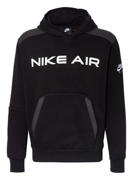 Nike Hoodie, Farbe: SCHWARZ (Bild 1)