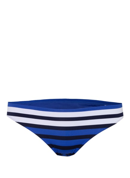 PrimaDonna Bikini-Hose POLYNESIA , Farbe: BLAU/ DUNKELBLAU/ WEISS (Bild 1)