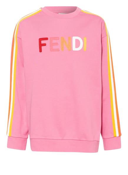 FENDI Sweatshirt, Farbe: ROSA (Bild 1)