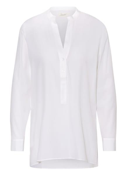 Jadicted Blusenshirt aus Seide, Farbe: WEISS (Bild 1)