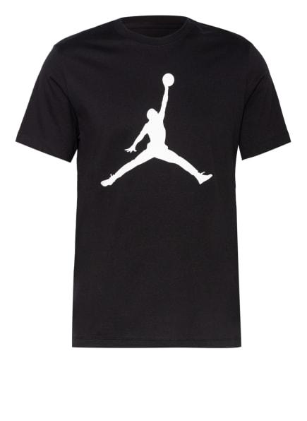 JORDAN T-Shirt JORDAN JUMPMAN, Farbe: SCHWARZ (Bild 1)