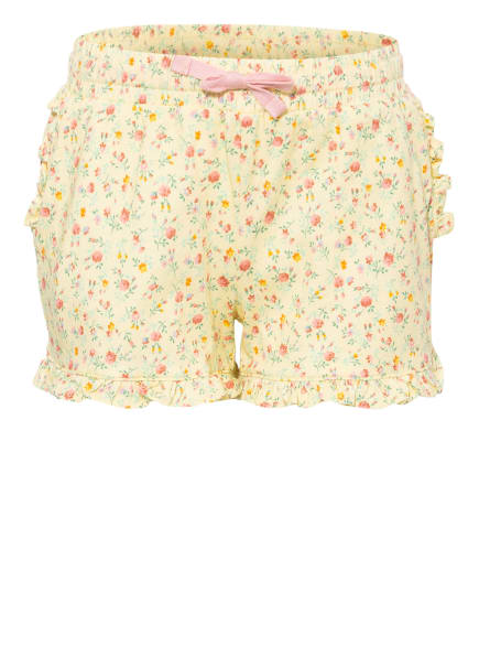POLO RALPH LAUREN Shorts , Farbe: HELLGELB/ ROSA/ GRÜN (Bild 1)