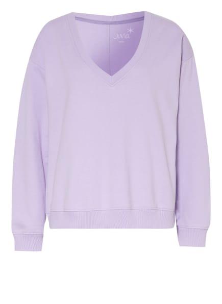 Juvia Sweatshirt, Farbe: HELLLILA (Bild 1)