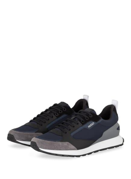 HUGO Sneaker ICELIN, Farbe: DUNKELBLAU/ GRAU (Bild 1)