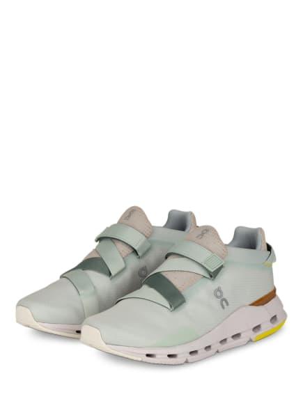 On Sneaker CLOUDNOVA WRAP, Farbe: HELLGRÜN (Bild 1)