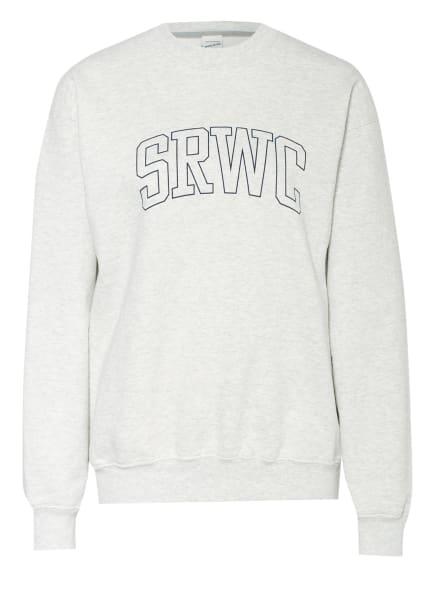 SPORTY & RICH Sweatshirt, Farbe: HELLGRAU (Bild 1)