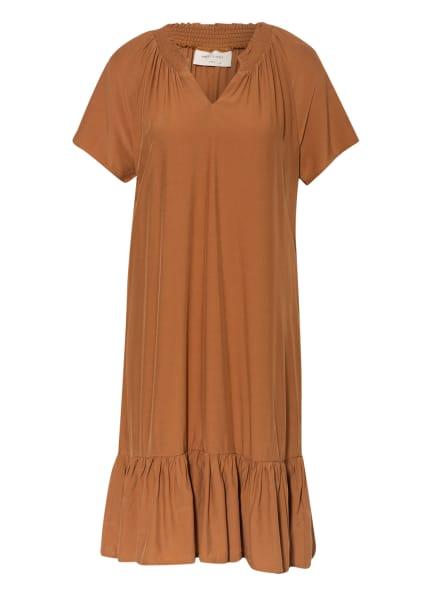 FREEQUENT Kleid FQMERALDA, Farbe: COGNAC (Bild 1)