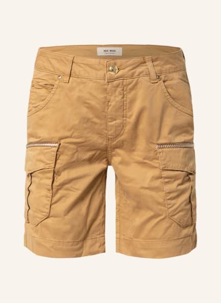 MOS MOSH Cargo-Shorts CAMILLE, Farbe: BEIGE (Bild 1)