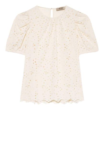 MOS MOSH Blusenshirt ZINNA aus Spitze , Farbe: ECRU (Bild 1)