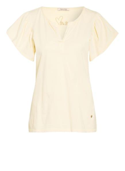 MOS MOSH T-Shirt SHELLY, Farbe: GELB (Bild 1)