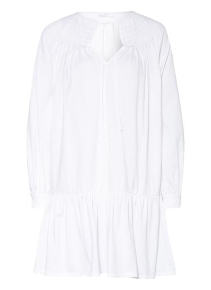 BOSS Jerseykleid ELEANI , Farbe: WEISS (Bild 1)