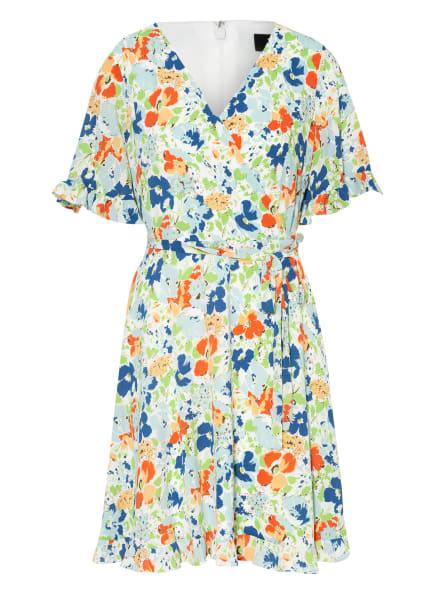 LAUREN RALPH LAUREN Kleid ALANETTA, Farbe: BLAU/ HELLBLAU/ GRÜN (Bild 1)