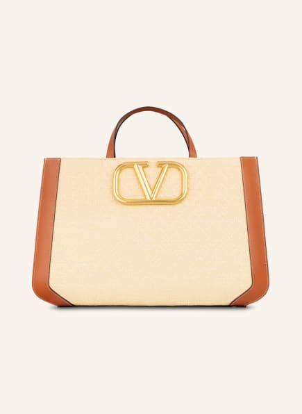 VALENTINO GARAVANI Shopper, Farbe: BEIGE (Bild 1)