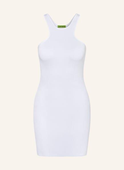 GAUGE81 Kleid AVILA, Farbe: WEISS (Bild 1)