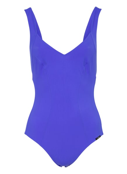 Lidea Badeanzug ECO SHAPE , Farbe: BLAU (Bild 1)
