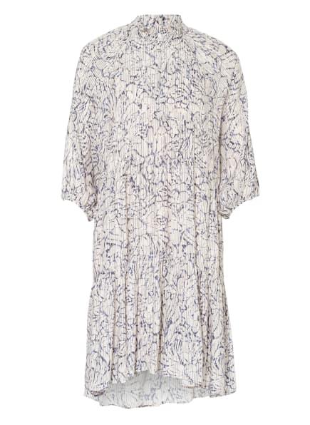 SECOND FEMALE Kleid FIJI, Farbe: WEISS/ BLAU/ SCHWARZ (Bild 1)