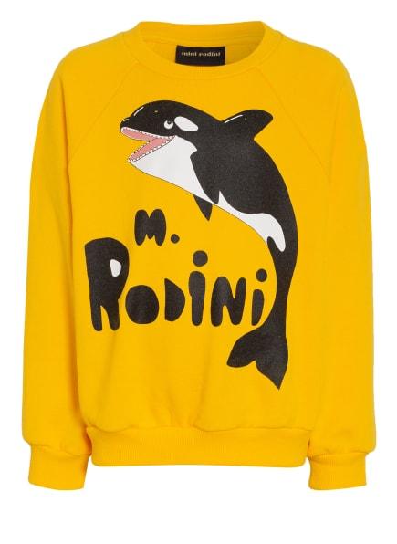 mini rodini Sweatshirt, Farbe: GELB (Bild 1)