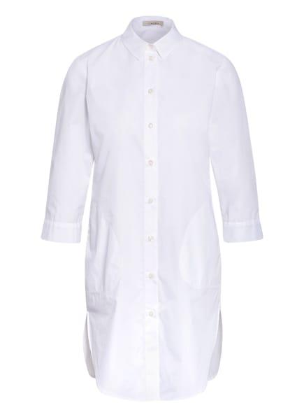 lilienfels Oversized-Hemdbluse mit 3/4-Arm , Farbe: WEISS (Bild 1)