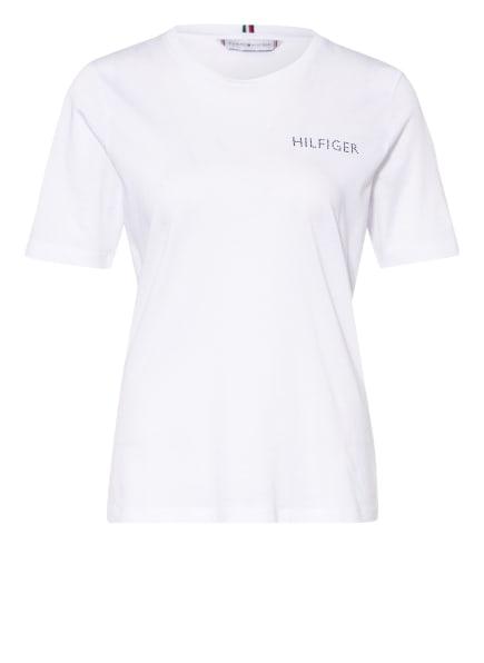 TOMMY HILFIGER T-Shirt, Farbe: WEISS (Bild 1)