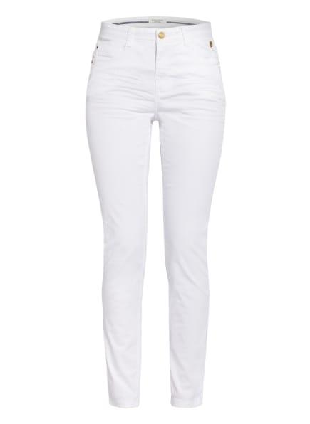 summum woman Jeans Slim Fit, Farbe: WEISS (Bild 1)