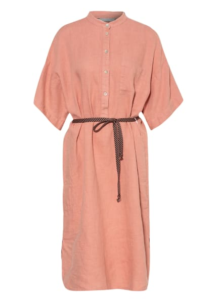 summum woman Leinenkleid , Farbe: HELLROT (Bild 1)